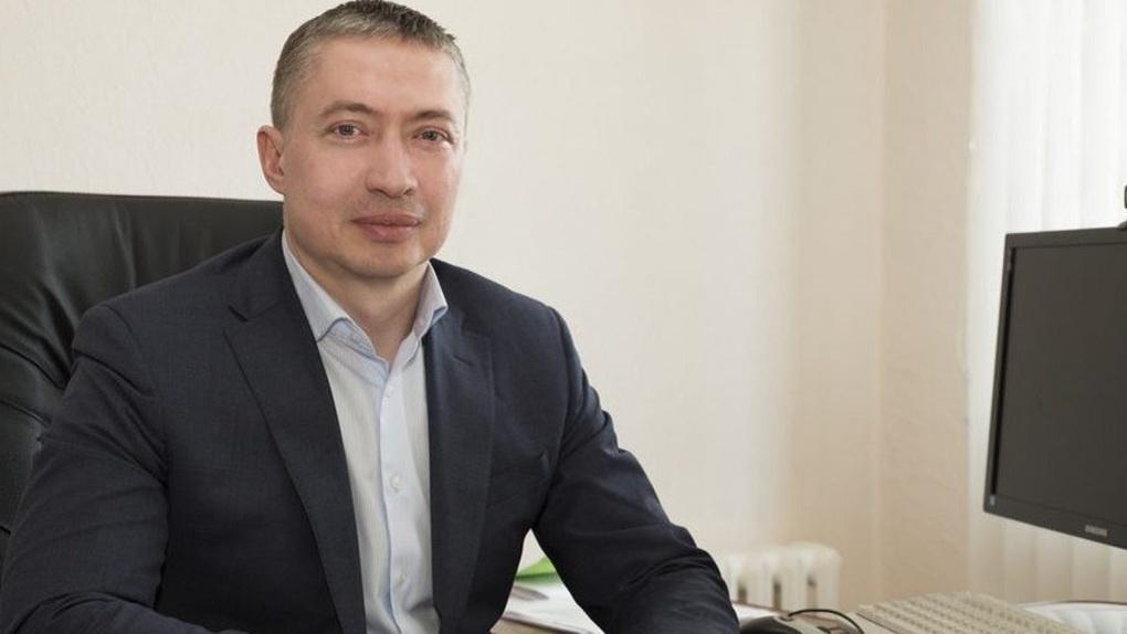 Новосибирский чиновник Виталий Новосёлов ушёл в отставку