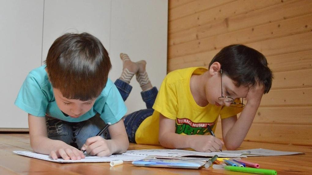 Омская область вошла в топ-3 регионов по мерам поддержки семьи в условиях пандемии коронавируса