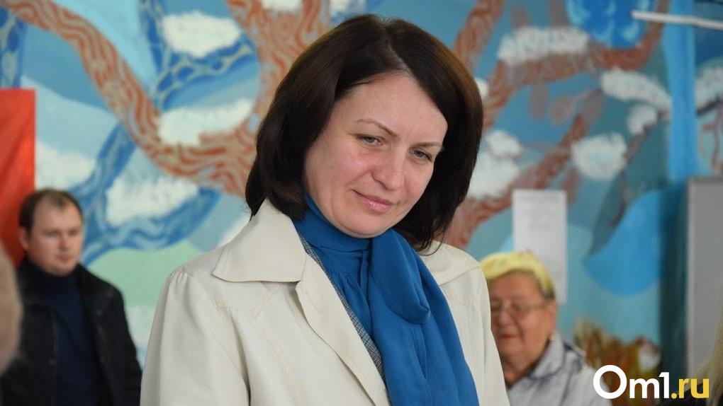 Мэр Омска Оксана Фадина выиграла праймериз «Единой России»