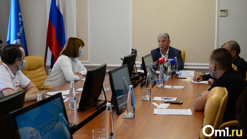 Надежность обеспечена: омский филиал компании «Россети Сибирь» перевыполнил полугодовой план ремонтов