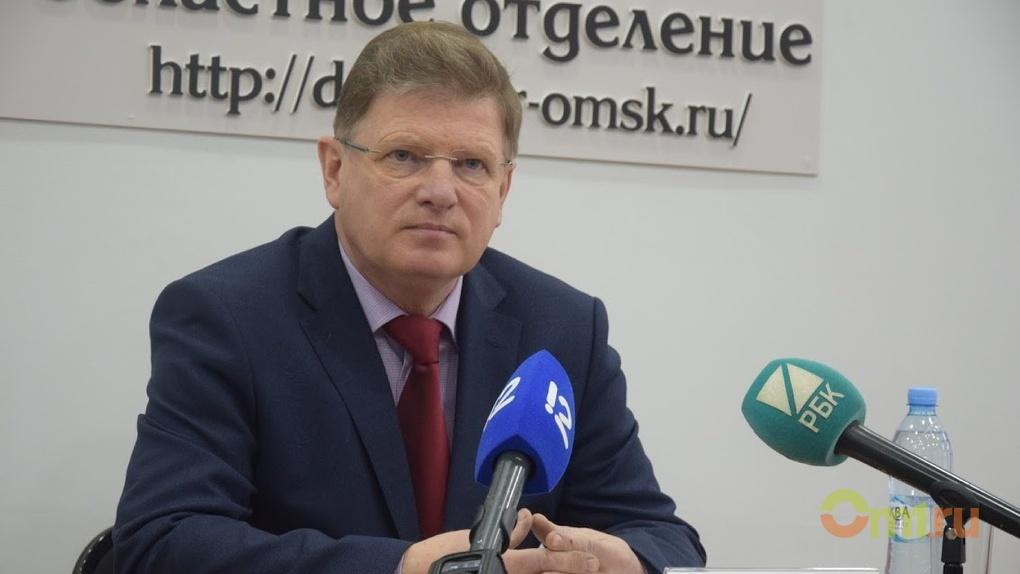 Корбут начал разгонять омских депутатов из комитетов