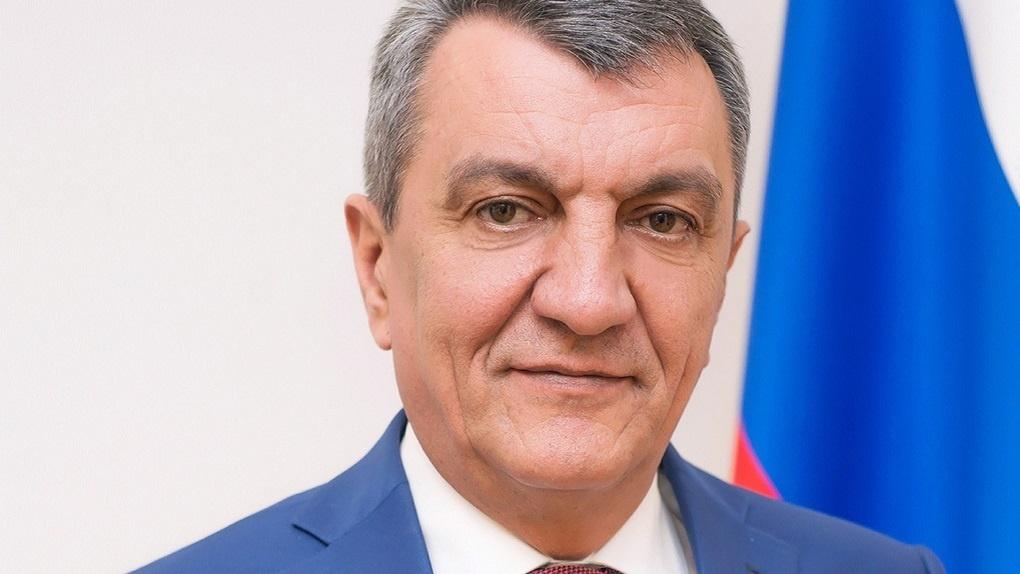 Полпред президента Сергей Меняйло собирается с визитом в Омск