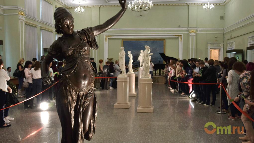 Рок-концерт, шаманы и путь самурая: 5 главных событий «Ночи музеев» в Омске