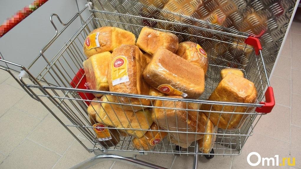 Хлеб за год резко подскочил в цене