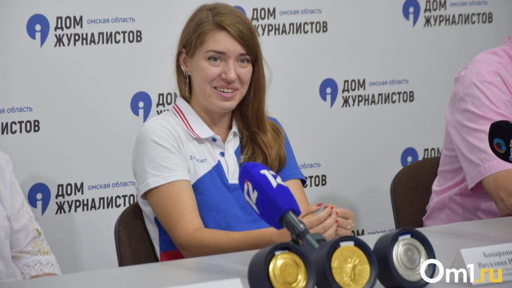 «Все пять дней я была в стрессе»: Виталина Бацарашкина рассказала о волнении на Олимпиаде