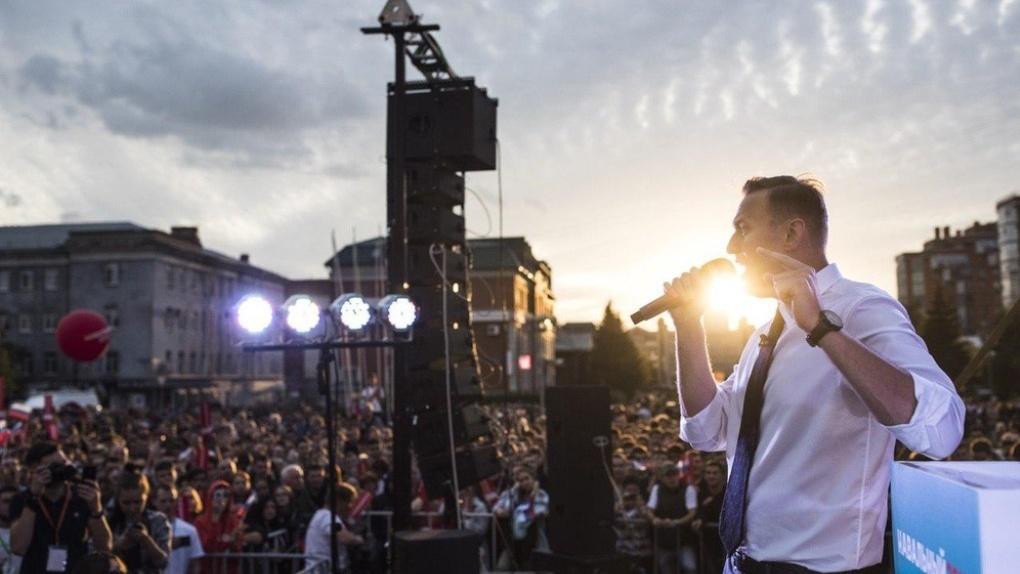 В Омске назвали причину комы Навального – проблемы с пищеварением