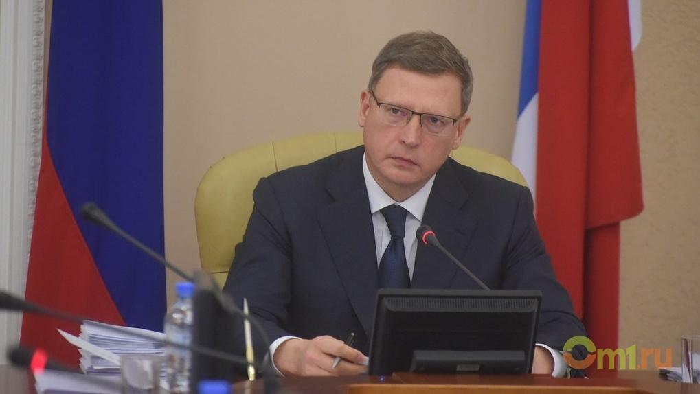 Год у власти: что успел сделать Александр Бурков для Омской области?