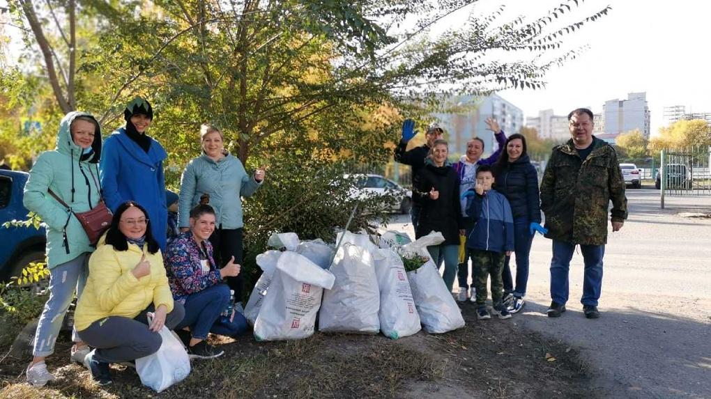 В Омске регоператор бесплатно примет у муниципалитета мусор от субботников