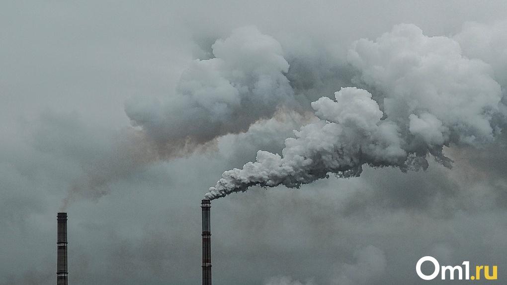 Жители Левобережья Омска снова почувствовали в воздухе химию
