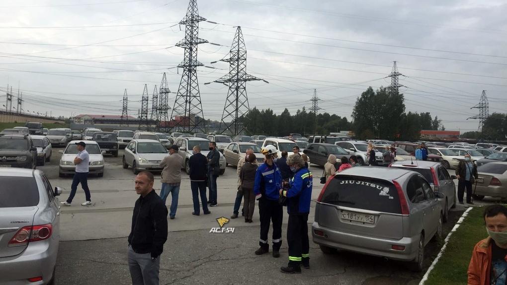СРОЧНО! В Новосибирске заминировали несколько ТЭЦ