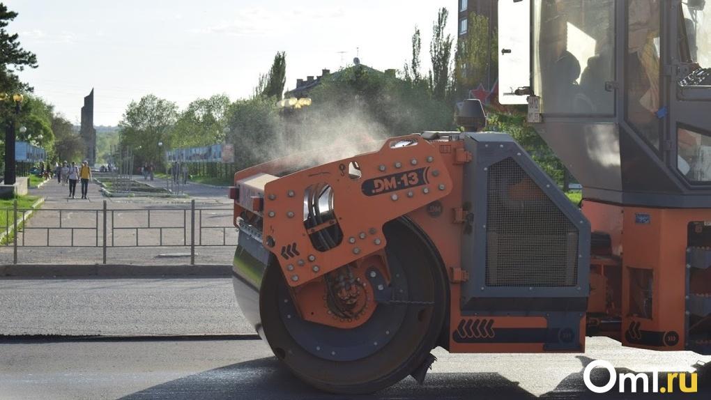 Решено, кто в Омске будет ремонтировать дороги по нацпроекту