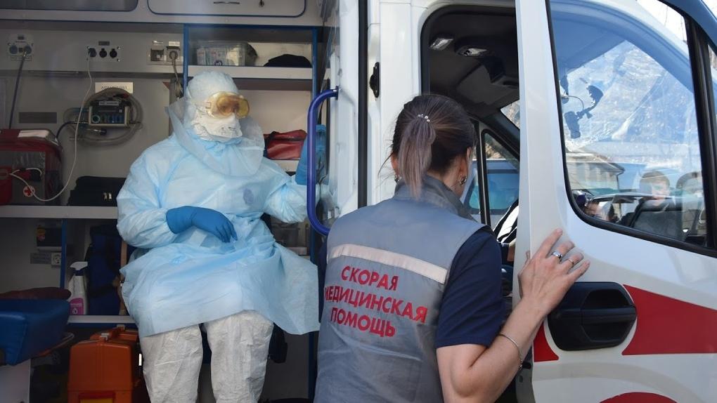 Москва зафиксировала два новых случая заражения коронавирусом в Омске