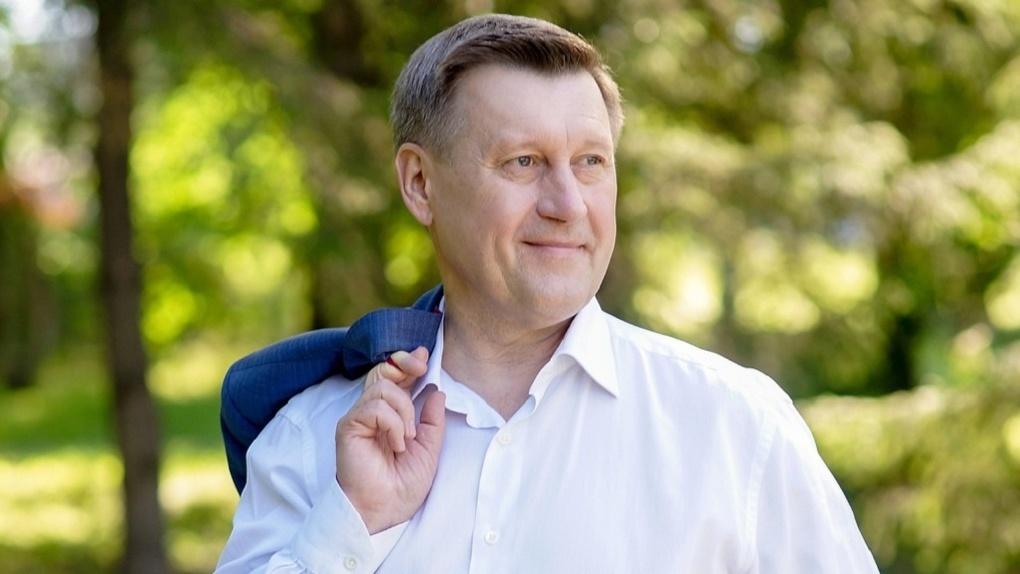 Мэр Новосибирска поделился впечатлением о первом дне в школе