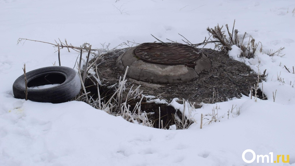Страшная находка: в новосибирском коллекторе обнаружили скелет мужчины