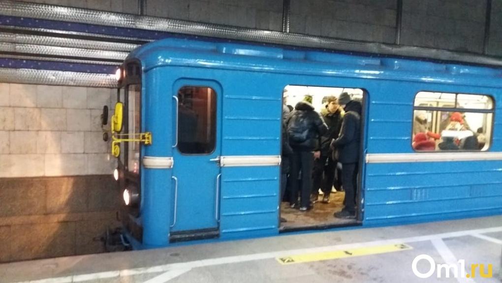 15 новосибирцев без масок выгнали из метро