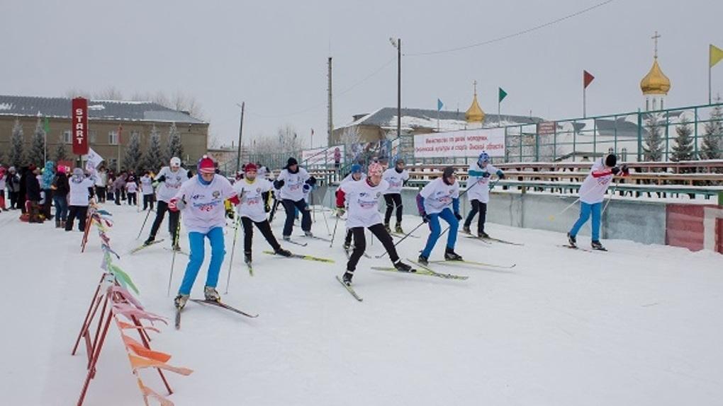 Более 300 омичей приняли участие в Дне снега