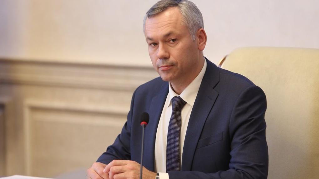 «Анализируем, сопоставляем»: губернатор Новосибирской области ответил на критику главы Роспотребнадзора
