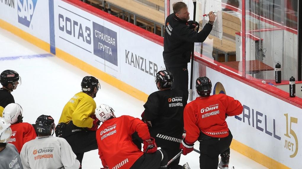 У одного из хоккеистов омского «Авангарда» подтвердился коронавирус