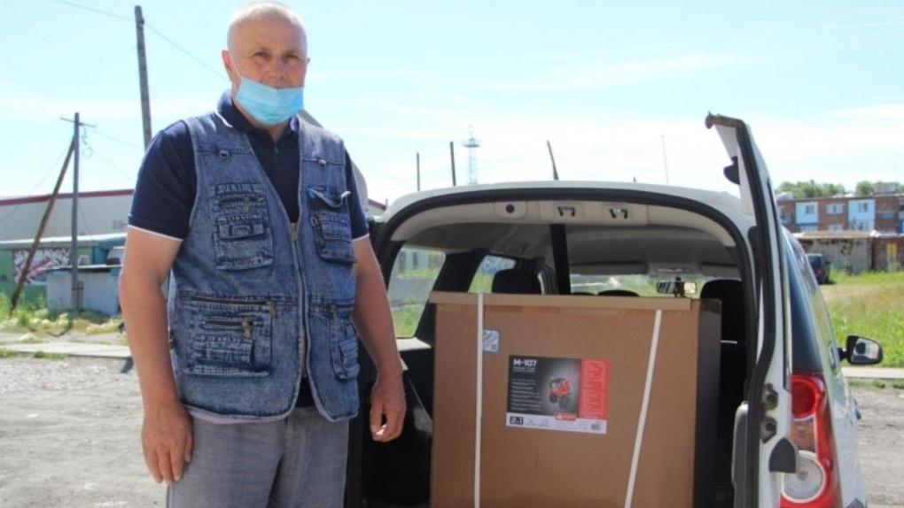 В Омске продолжают раздавать подарки за участие в голосовании. Квартиры и машины ещё есть