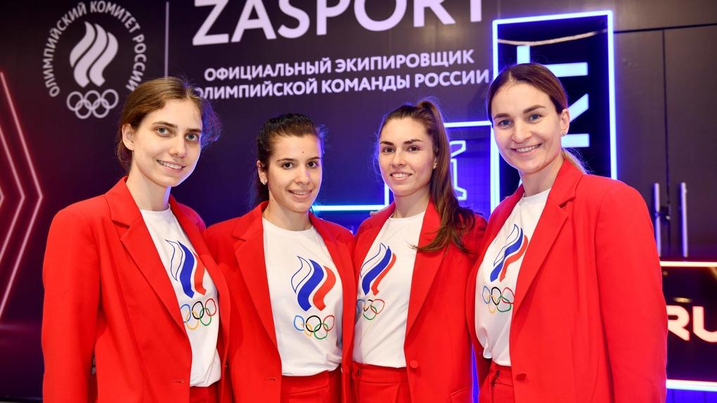 Российские саблистки завоевали золотую медаль Олимпиады
