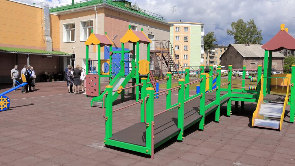 В Новосибирской области построят 20 детских садов