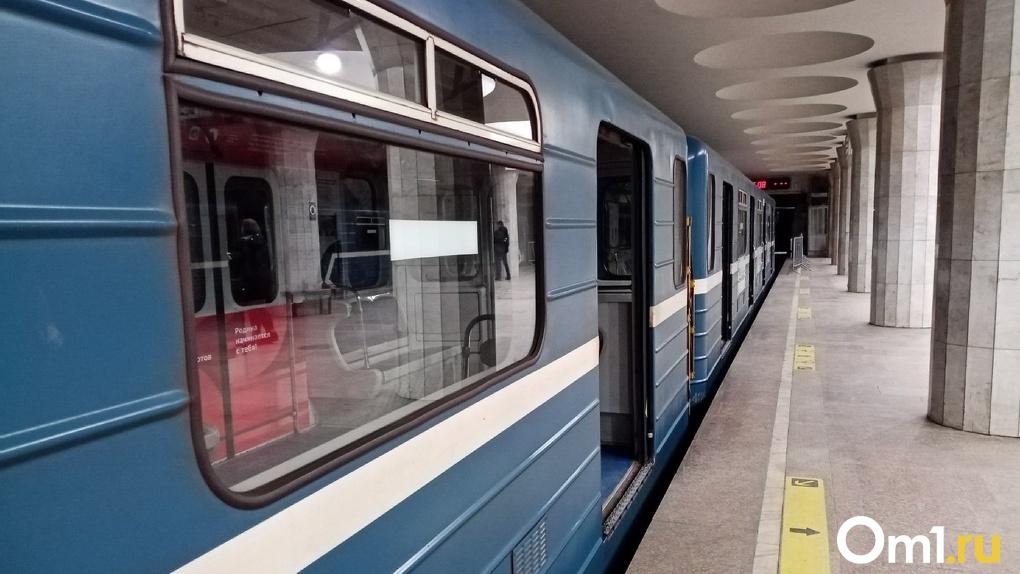 830 дней осталось до запуска станции метро «Спортивная» в Новосибирске