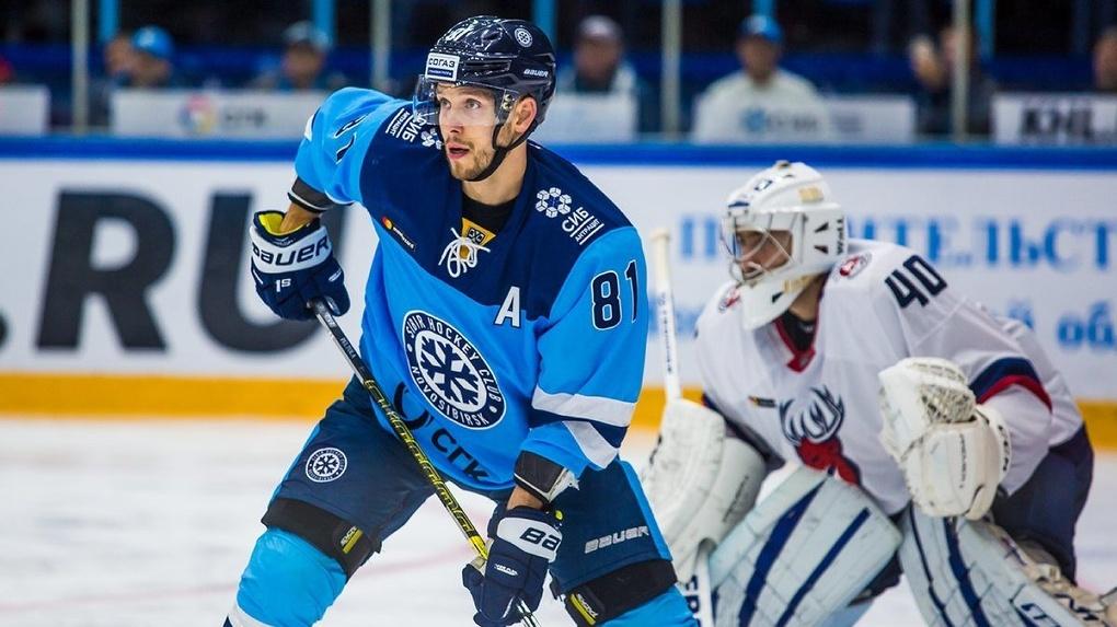 В КХЛ назвали даты хоккейных матчей в Новосибирске