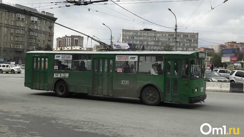За миллиард рублей для Новосибирска в 2021 году купят почти 90 автобусов и троллейбусов