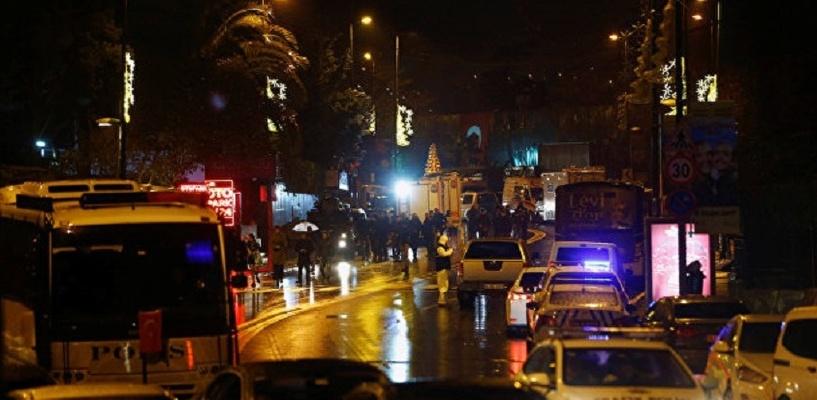 Связан с ИГИЛ: турецкая полиция установила подозреваемого в теракте в ночном клубе Стамбула