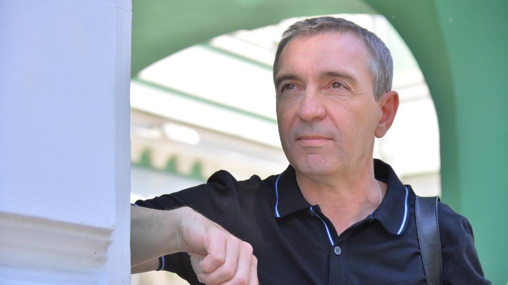 Ведущий артист Омской драмы Михаил Окунев принял участие в российско-польском проекте