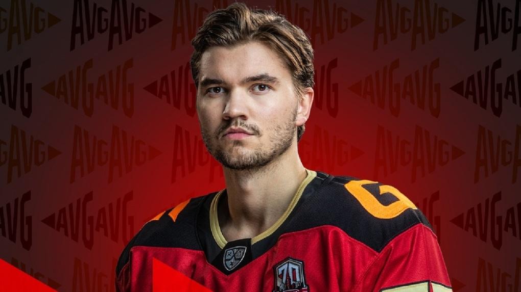Хоккеист Каски остается играть в омском «Авангарде» еще на один год