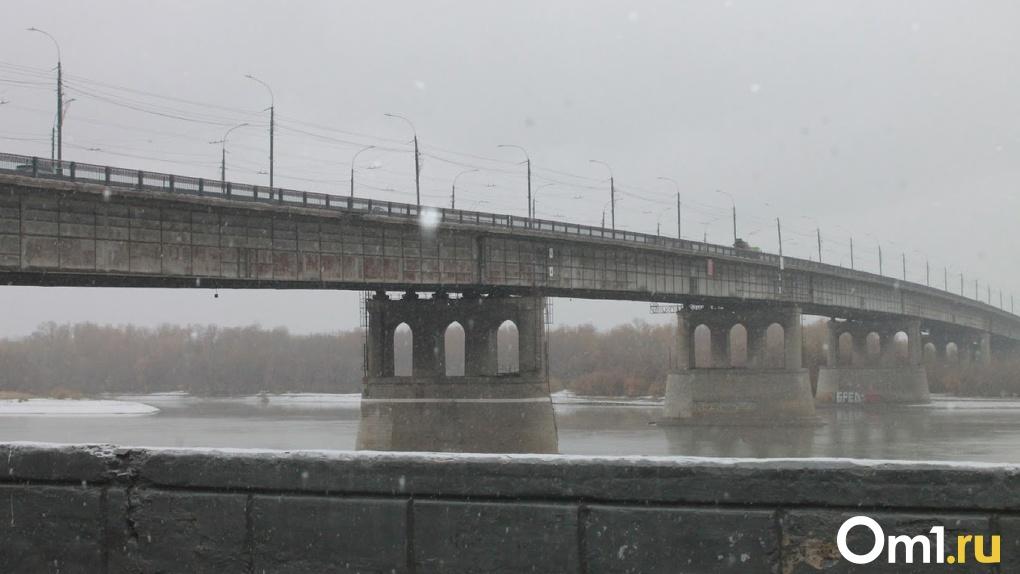 На ремонт мостов в Омске потребуется 5 млрд рублей