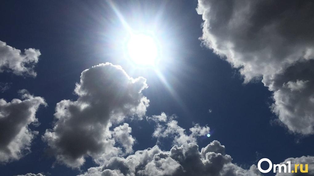 Аномальная жара с грозой: синоптики предупредили новосибирцев об опасной погоде