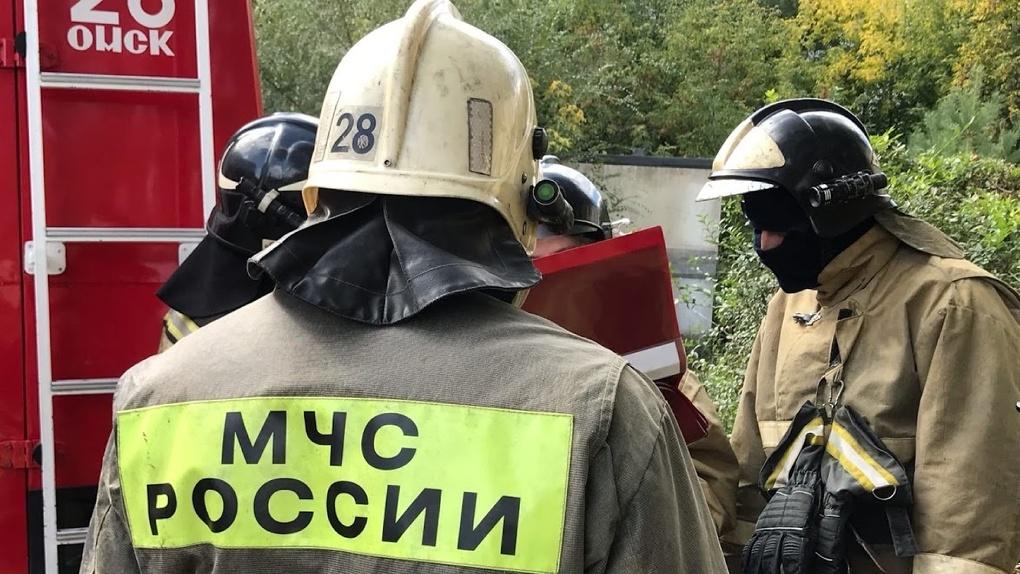 В Омске в этом году пострадали из-за огня 14 детей