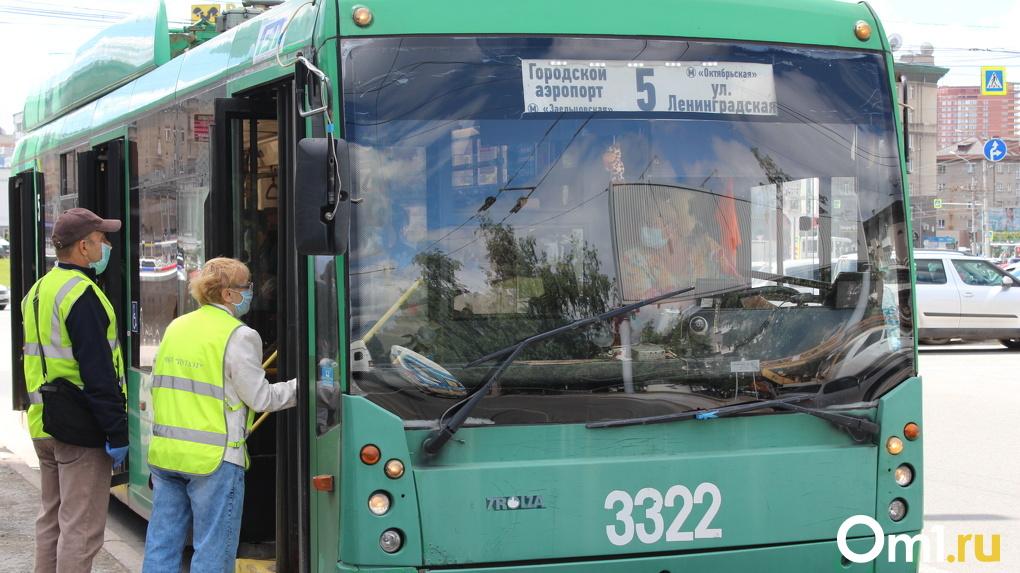 Автобусы признаны любимым видом транспорта новосибирцев