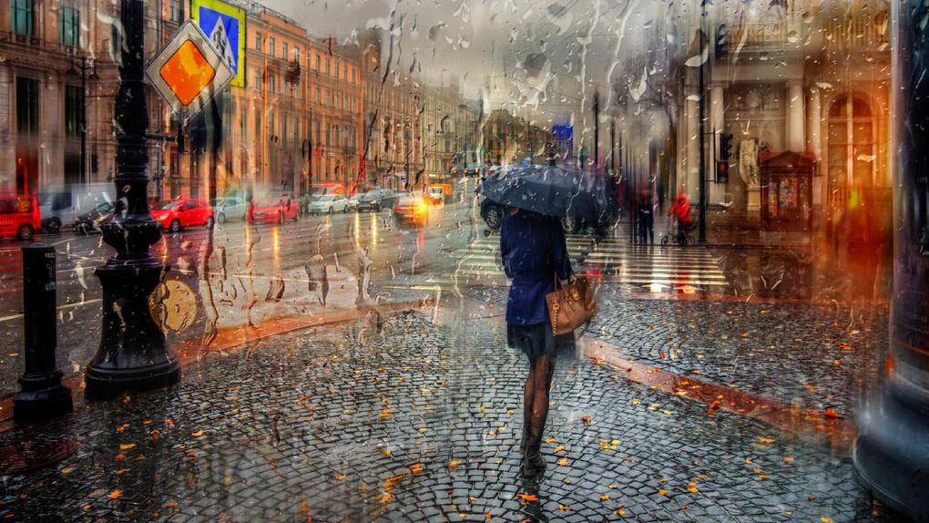 В Омске из-за дождя отменили многие развлекательные мероприятия