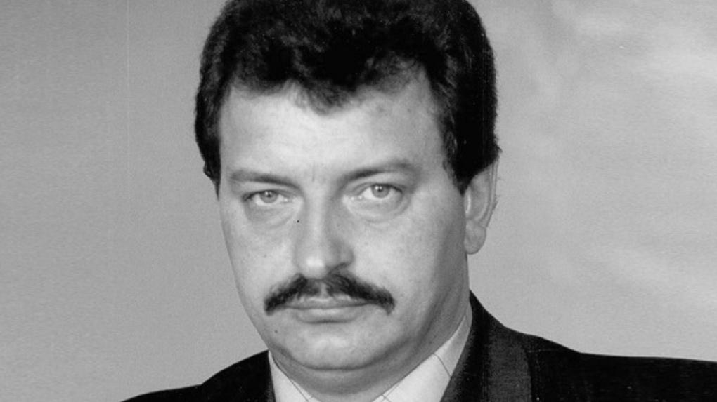 Умер заслуженный омский тренер Андрей Слуднов