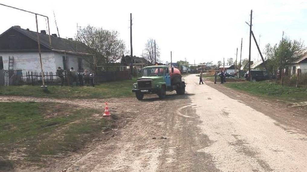 В Новосибирской области автомобиль ГАЗ насмерть сбил шестилетнюю девочку