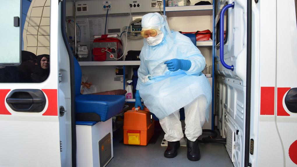 Омск входит в число регионов с наилучшей ситуацией по коронавирусу