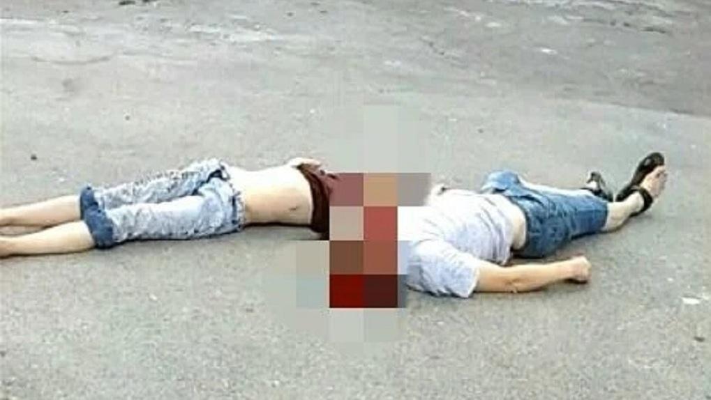 Под Новосибирском парень поймал выпрыгнувшую из окна девушку и получил тяжёлые травмы