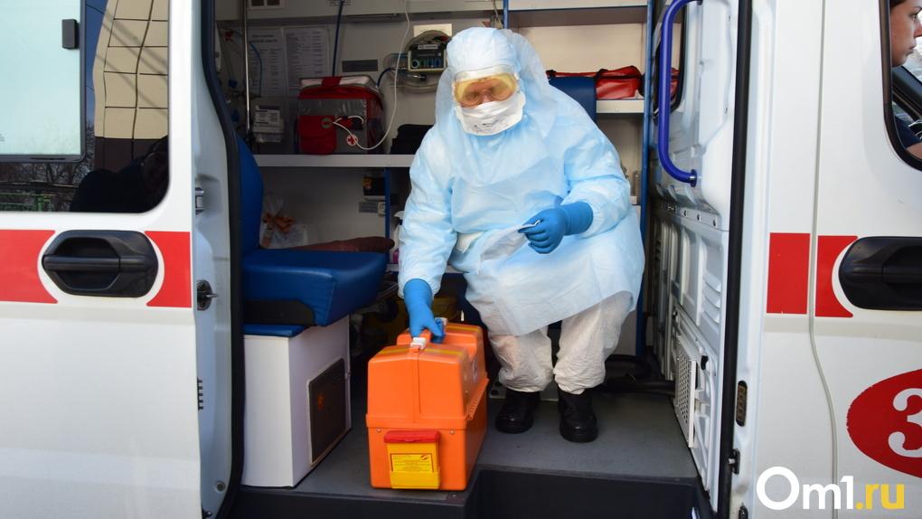Названы лаборатории в Омске, где можно сдать тест на коронавирус (список)