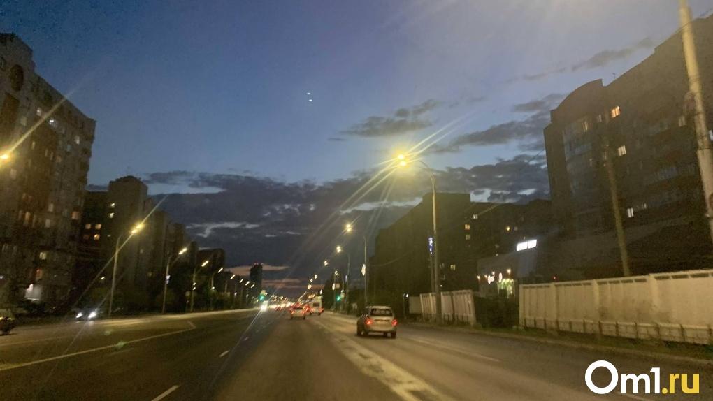Выехал навстречу фуре: в Омске вечером случилось смертельное ДТП