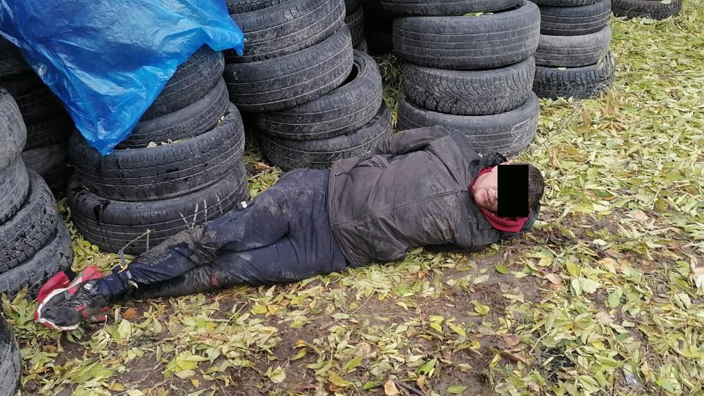 Новосибирский пироман хотел сжечь автомастерскую, угрожая металлическим штопором