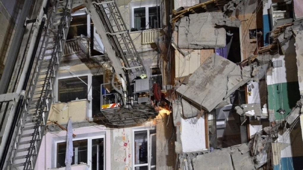 «Не доверяйте террористическим организациям»: СК назвал взрыв газа главной версией ЧП в Магнитогорске