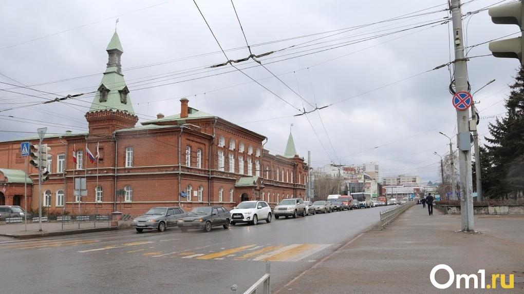 В Омске до 1 октября перекроют улицу Думскую