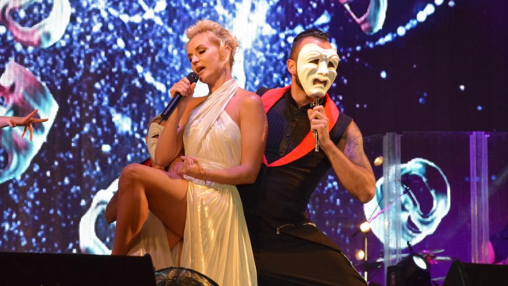Полина Гагарина и «Градусы» в Омске: как это было