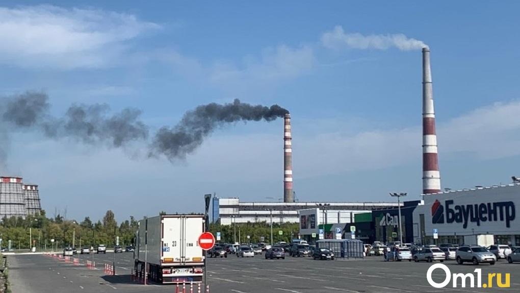 Омские предприятия будут снижать выбросы в штиль