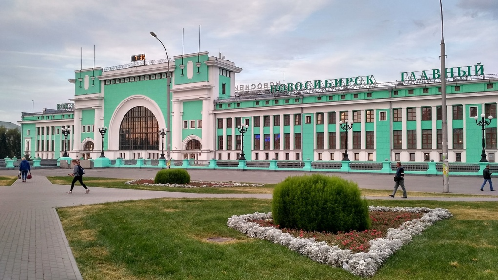 Сотрудники ФСБ задержали начальника станции Новосибирск-Главный за коррупцию