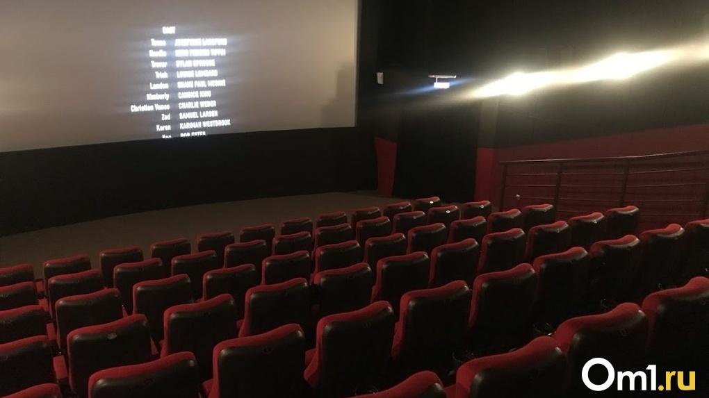 Кинотеатры в Омске терпят большие убытки