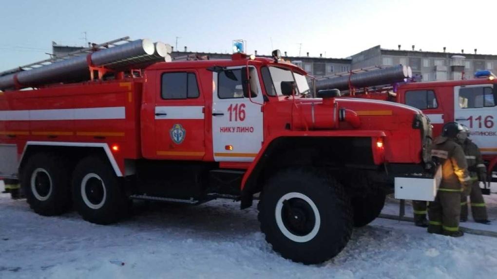 Четверо новосибирцев погибли в пожарах в минувшие выходные